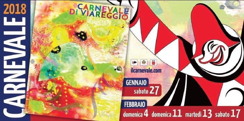 Карнавал в Виареджо, Италия, Тоскана (27 января – 17 февраля 2018)