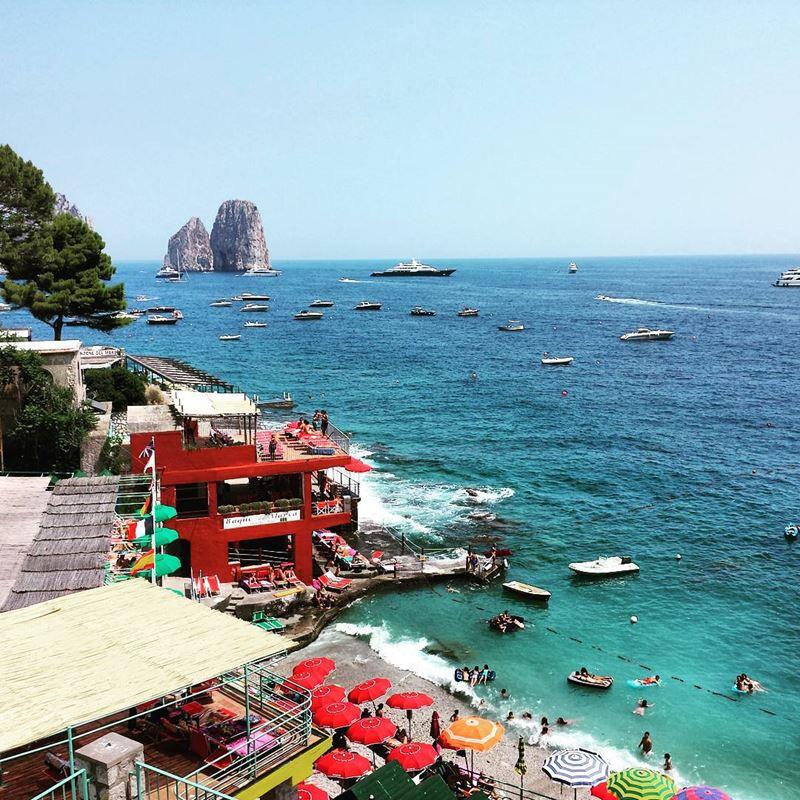 Лигурийское побережье: лучшие пляжи - Marina Piccola в Борджо-Верецци