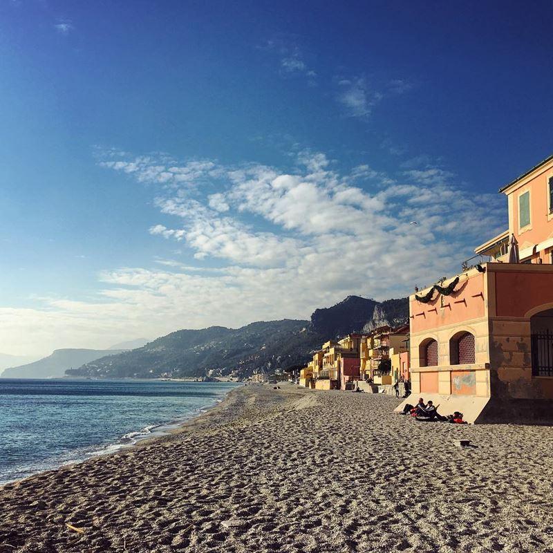 Лигурийское побережье: лучшие пляжи - Varigotti в Финале Лигуре