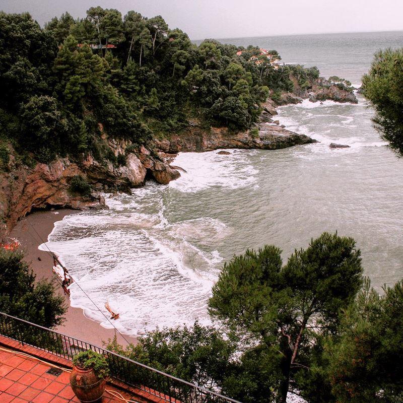 Лигурийское побережье: лучшие пляжи - Maramozza в Леричи