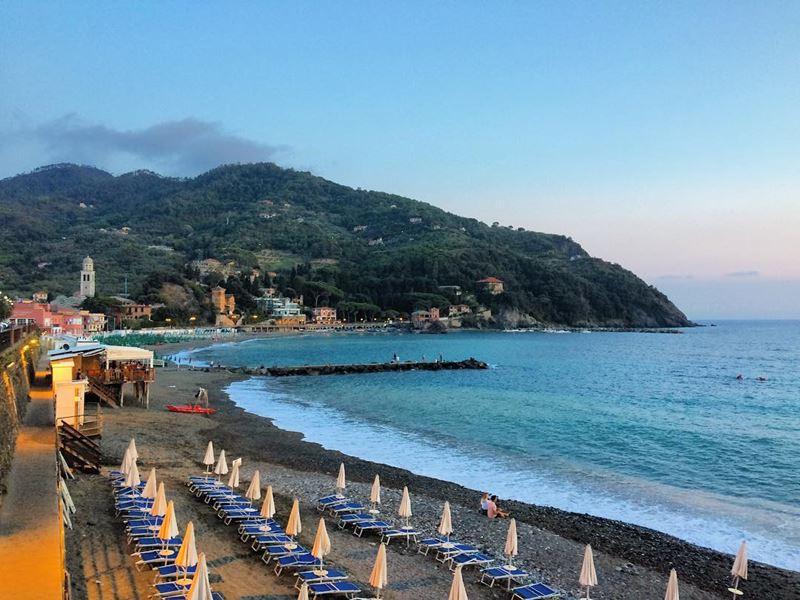 Лигурийское побережье: лучшие пляжи - Леванто