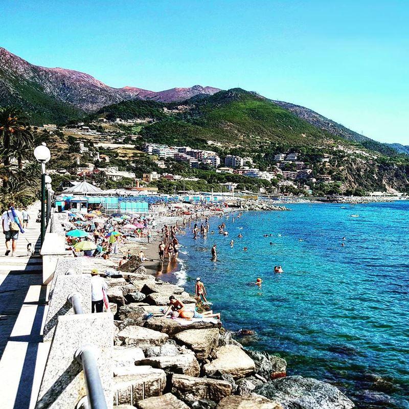 Лигурийское побережье: лучшие пляжи - Аренцано