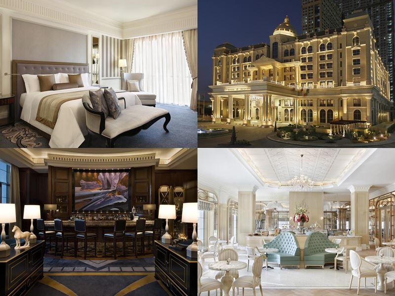 Лучшие дорогие luxury-отели Дубая 2017 - The St. Regis Dubai
