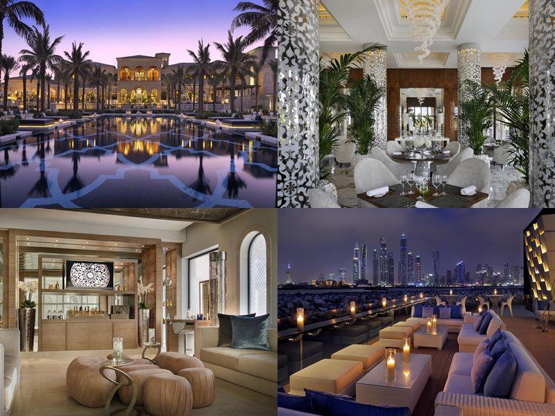 Лучшие дорогие luxury-отели Дубая 2017 - One&Only The Palm, Dubai