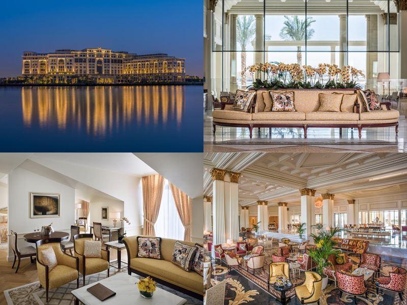 Лучшие дорогие luxury-отели Дубая 2017 - Palazzo Versace Dubai
