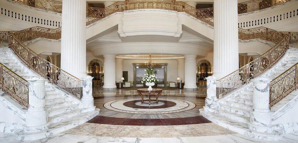 Лучшие дорогие luxury-отели Дубая 2017