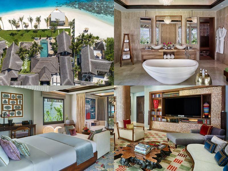 Лучшие виллы на Мальдивах 2017 - The Royal Residence курорта Jumeirah Vittaveli