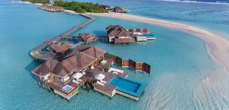 Лучшие виллы на Мальдивах 2017