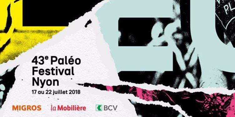 Музыкальный фестиваль Paléo в Швейцарии (17 – 22 июля 2018)