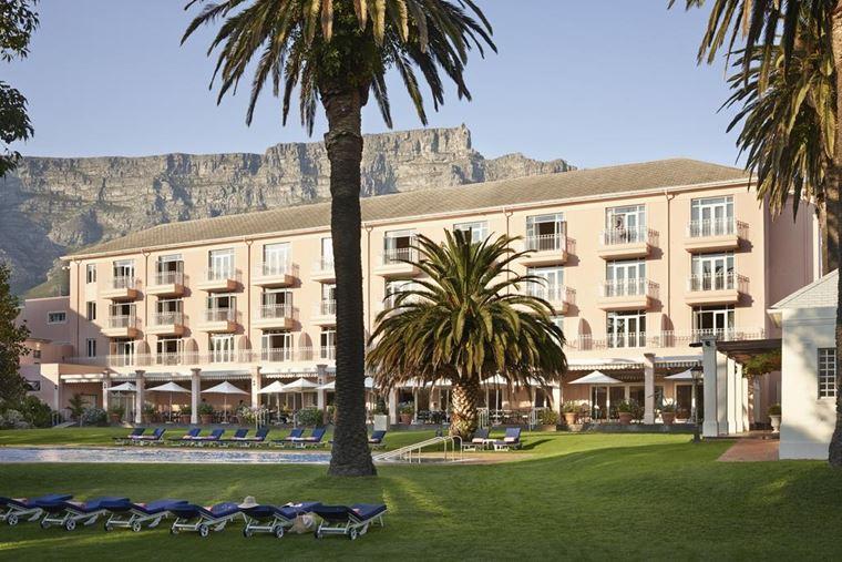 Отель Belmond Mount Nelson в Кейптауне, ЮАР