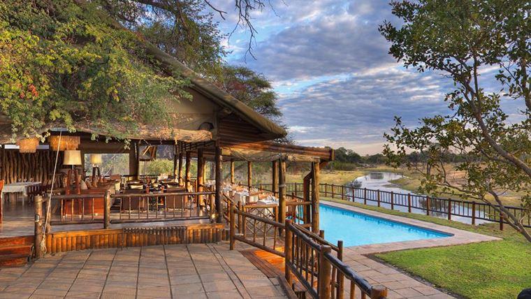 Отель Belmond Savute Elephant Lodge в Ботсване, Африка