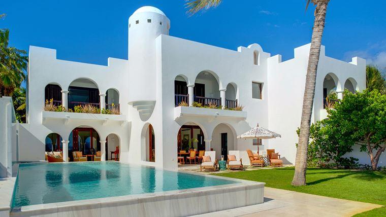 Курортный отель Belmond Cap Juluca на Карибских островах