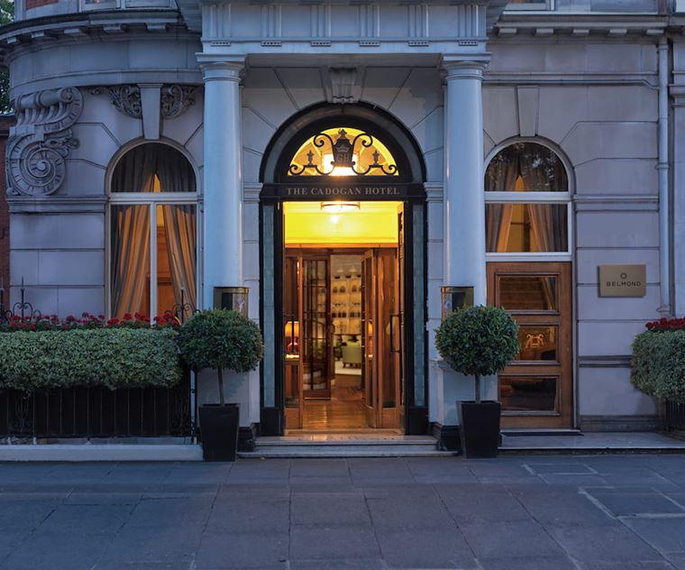 Belmond Cadogan Hotel - новый отель в Лондоне (Англия)