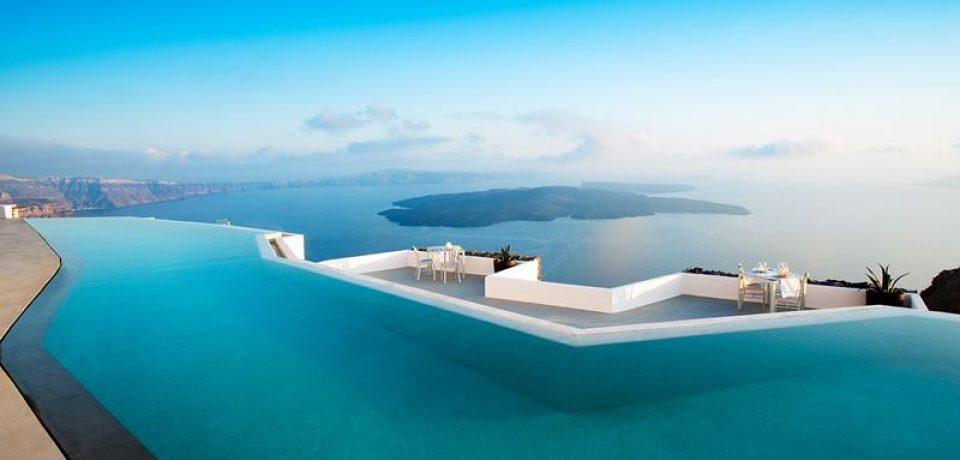 20 красивых панорамных бассейнов-инфинити в отелях мира