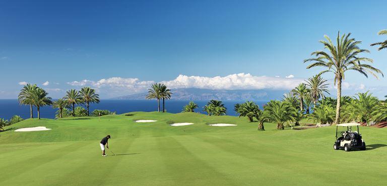 Зимние гольф-предложения на Тенерифе от The Ritz-Carlton, Abama