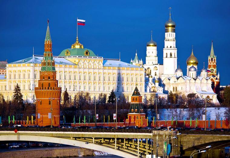 Самые влиятельные страны мира 2018 - Россия