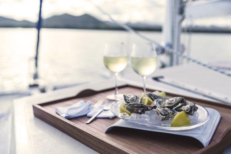 Shangri-La's Le Touessrok Resort & Spa на Маврикии - романтический ужин для двоих