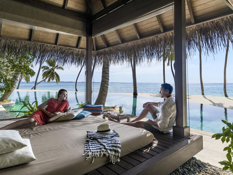 Shangri-La`s Villingili Resort & Spa приглашает влюблённых на Мальдивы - Proposal Experience