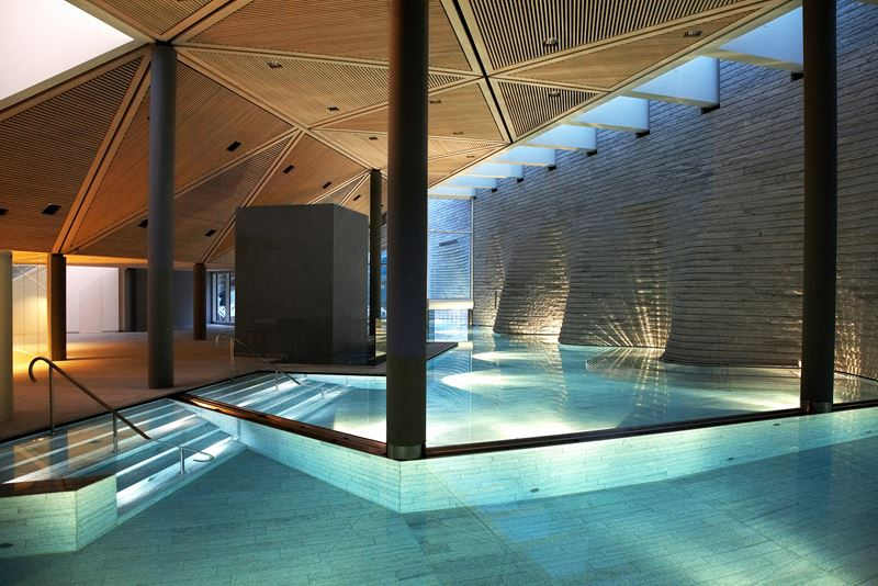 Спа и йога в отеле Tschuggen Grand Hotel (Ароза, Швейцария)