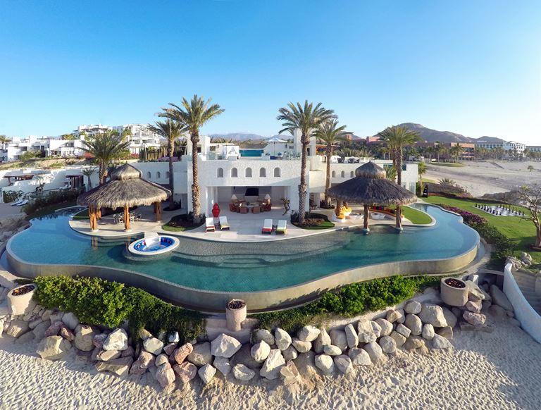Курорт Las Ventanas al Paraiso, a Rosewood Resort в Мексике, Лос-Кабос
