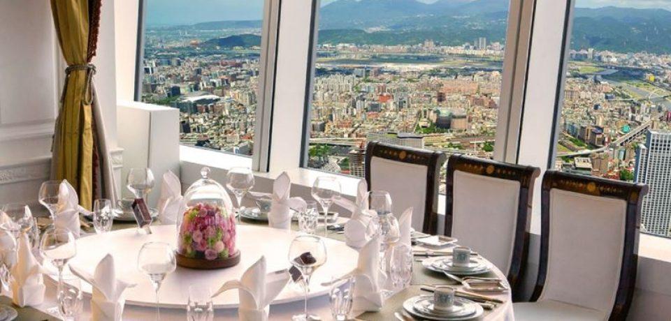 Высокие отношения: 18 ресторанов мира с панорамными видами
