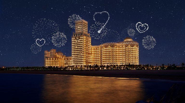 Waldorf Astoria Ras Al Khaimah приглашает на романтический отдых