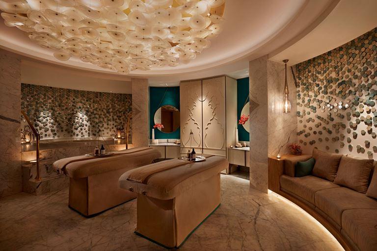 Waldorf Astoria Ras Al Khaimah - расслабление в спа-номере