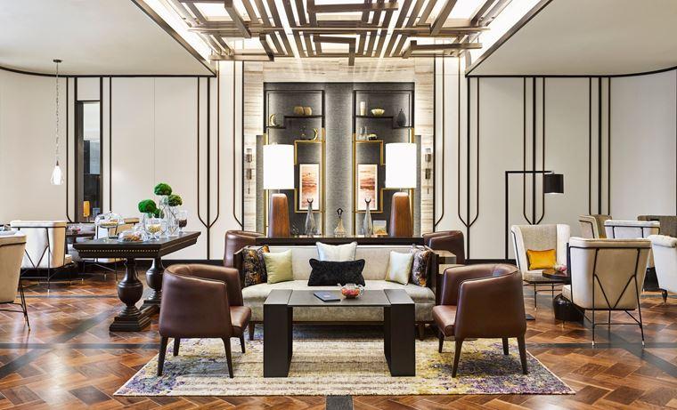 Fairmont Quasar Istanbul - отель 5 звёзд в Стамбуле, Турция - Ресторан Demlique
