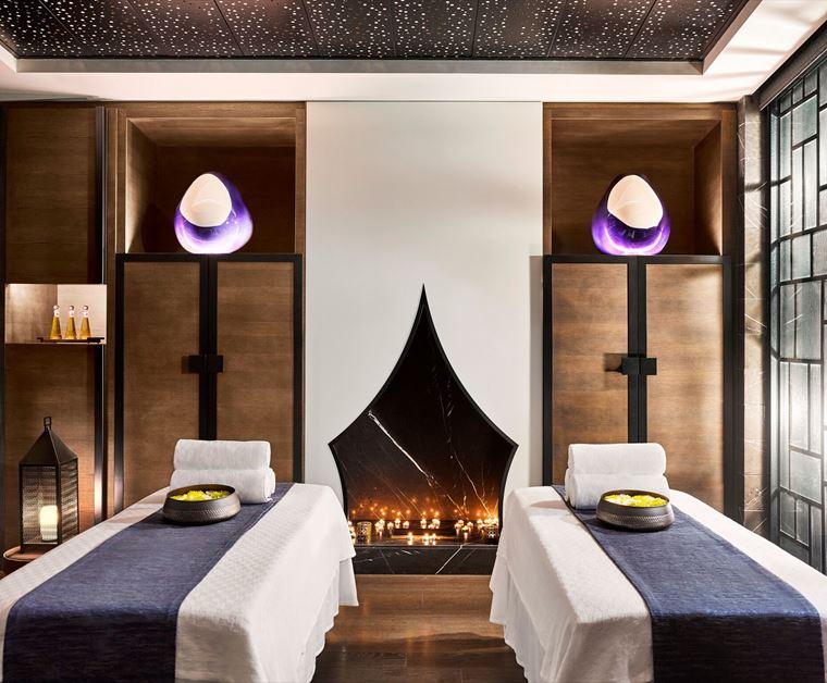 Fairmont Quasar Istanbul - отель 5 звёзд в Стамбуле, Турция - Спа-центр Willow Stream Spa
