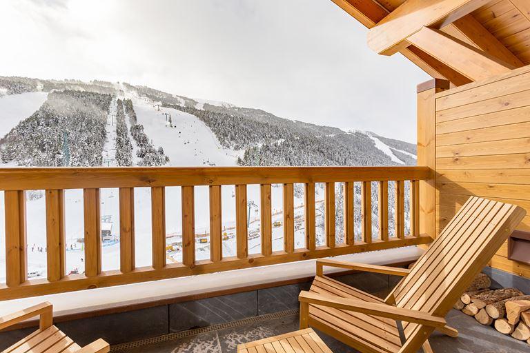 Hermitage Mountain Residences  - роскошные резиденции в Андорре