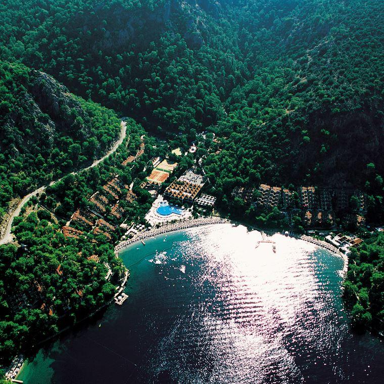 Новые сезонные предложения в Hillside Beach Club в Фетхие (Турция)