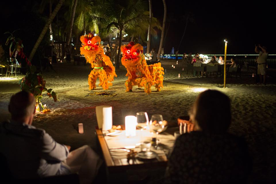 Китайский Новый год на курорте Velaa Private Island