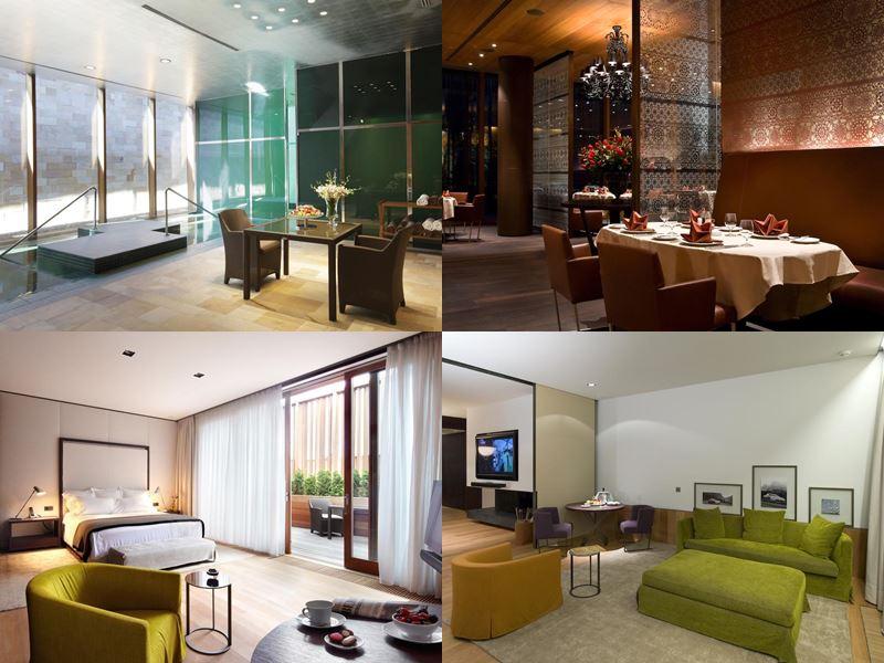 Красивые и дорогие отели Москвы 5 звёзд - Barvikha Hotel & Spa