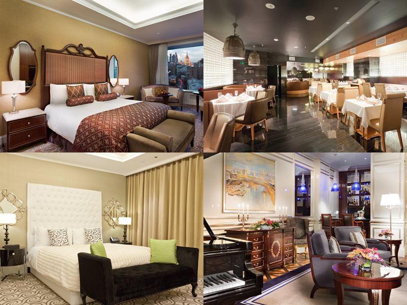 Красивые и дорогие отели Москвы 5 звёзд - Lotte Hotel Moscow