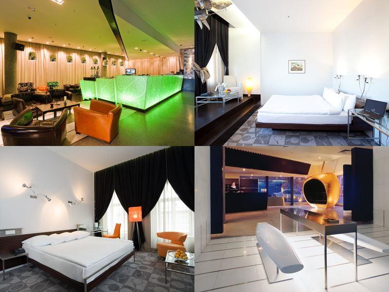 Красивые и дорогие отели Москвы 5 звёзд - Бутик-отель «Золотое яблоко»