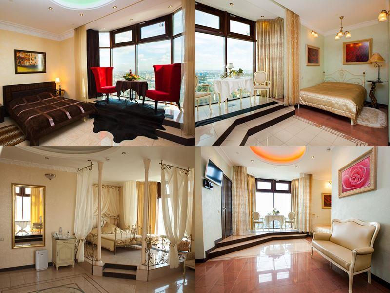 Красивые и дорогие отели Москвы 5 звёзд - Бутик-отель «Триумф Палас»