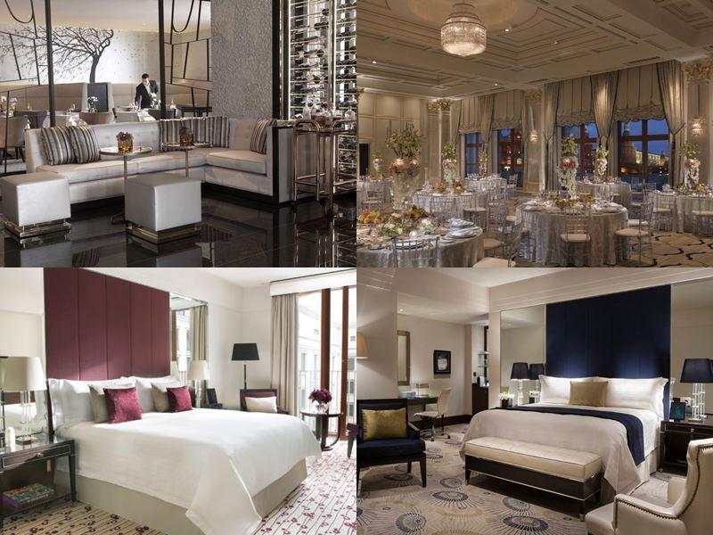 Красивые и дорогие отели Москвы 5 звёзд - Four Seasons Hotel