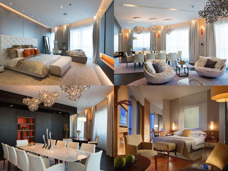 Красивые и дорогие отели Москвы 5 звёзд - Swissotel Krasnye Holmy Moscow