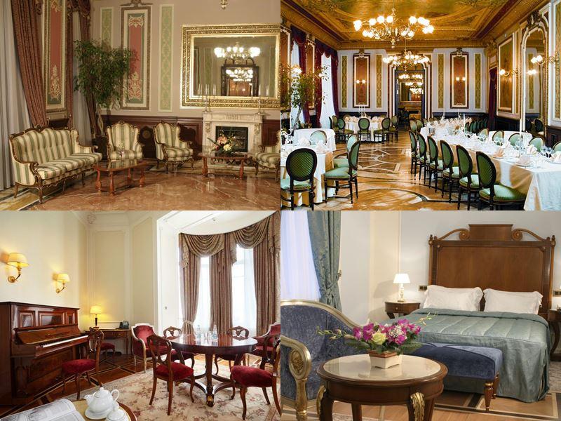 Красивые и дорогие отели Москвы 5 звёзд - Бутик-отель «Савой»