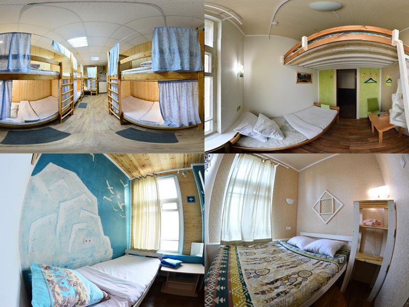 Лучшие хостелы Москвы - «Хорошие новости»