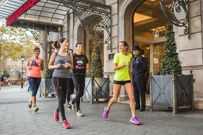 Majestic Hotel & Spa Barcelona познакомит с достопримечательностями Барселоны во время пробежек