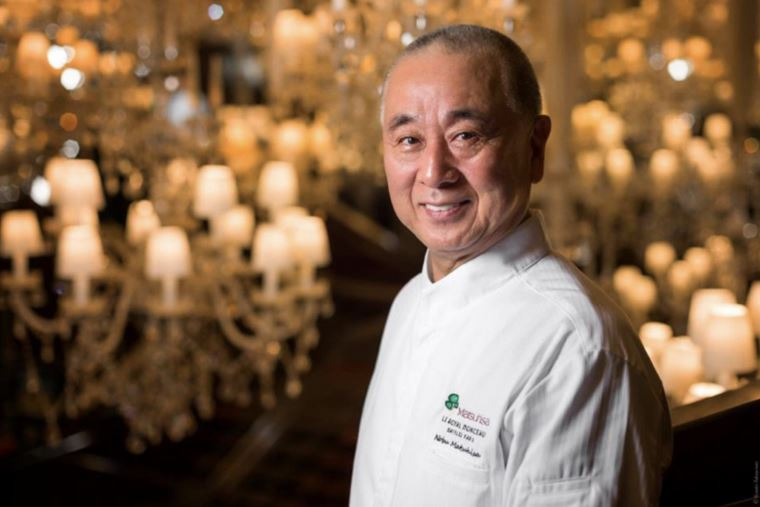 Нобу Мацухиса даст суши-класс в отеле Le Royal Monceau-Raffles в Париже