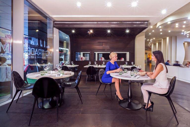 Семейные бранчи в ресторане MC Traders  отеля Novotel Москва Сити