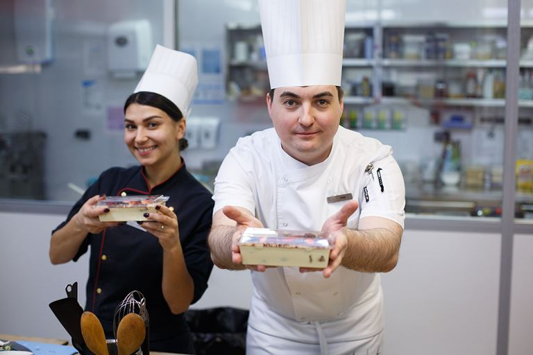 Кулинарные мастер-классы в ресторане MC Traders  отеля Novotel Москва Сити