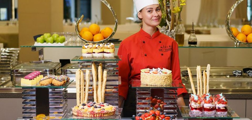 Гастрономические предложения ресторана MC Traders отеля Novotel Москва Сити