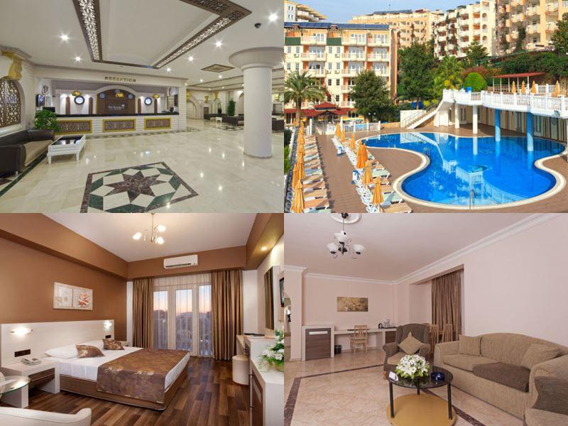 Лучшие отели Аланьи 5 звёзд «Всё включено» - Club Paradiso Hotel