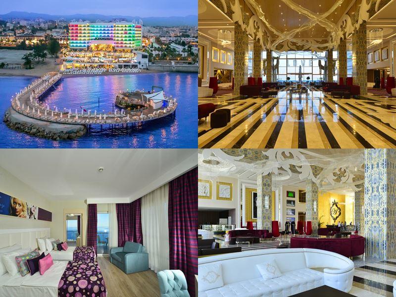 Лучшие отели Аланьи 5 звёзд «Всё включено» - Azura Deluxe Resort & Spa в Авсалларе