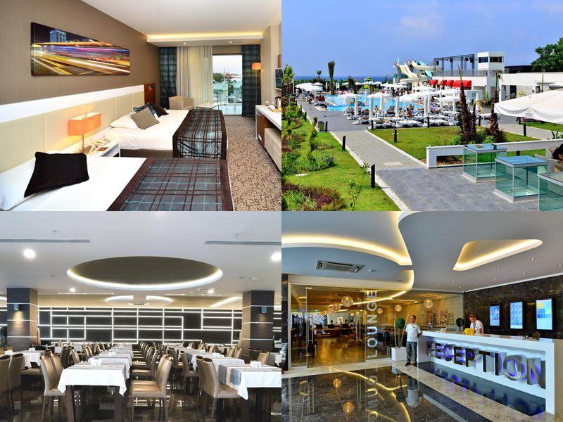 Лучшие отели Аланьи 5 звёзд «Всё включено» - White City Resort Hotel курорта Тюрклер