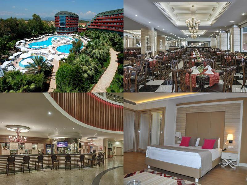 Лучшие отели Аланьи 5 звёзд «Всё включено» - Delphin Deluxe Resort Hotel в Окурджаларе
