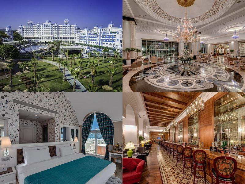 Лучшие отели Аланьи 5 звёзд «Всё включено» - Rubi Platinum Spa Resort & Suites в Авсалларе